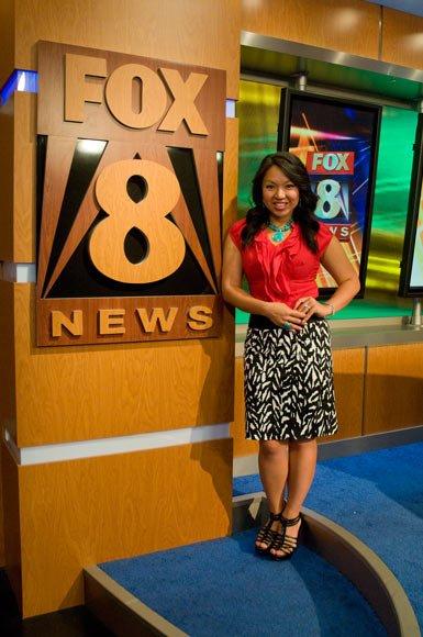 i live here (now): melissa reid, fox 8 reporter