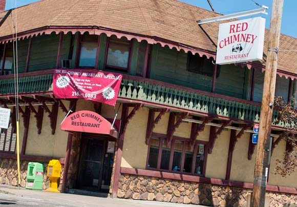 Red Chimney Restaurant