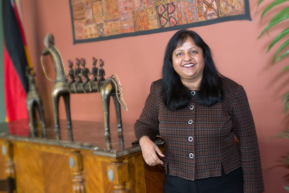 Radhika Reddy cofounder and partner of Ariel Ventures