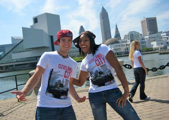 "Ballet in Cleveland - ""Mah City"" Video Shoot at the Rock Hall choreographed by Maria Puglisi to the"