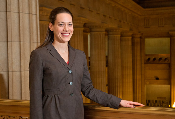 Jenita McGowan, Chief of Sustainability