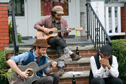 PorchFest 2011 - Photo Patrick Shepherd