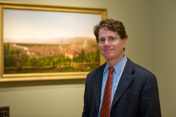 Griff Mann, chief curator, Cleveland Museum of Art - photo courtesy of Cleveland Museum of Art