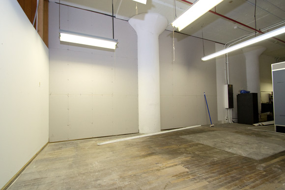 The Print Room's future gallery space