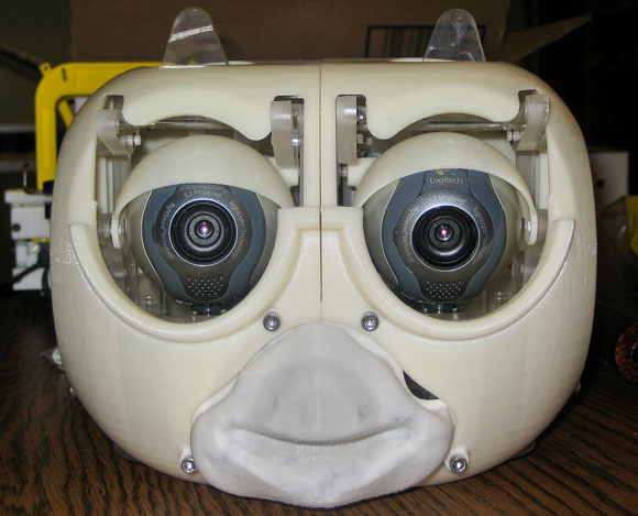 Philos - Animatronic Robot Head