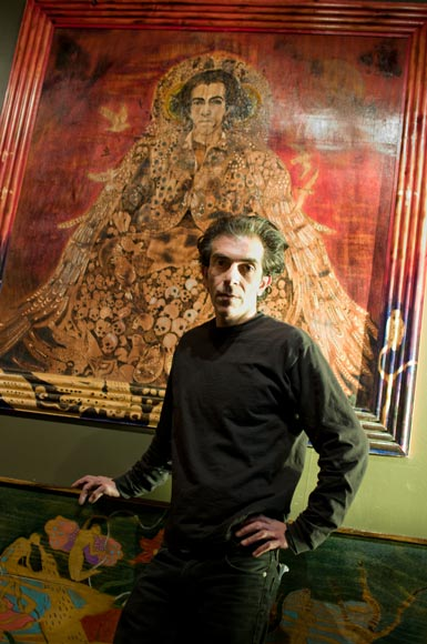Gadi Zamir of Negative Space Gallery