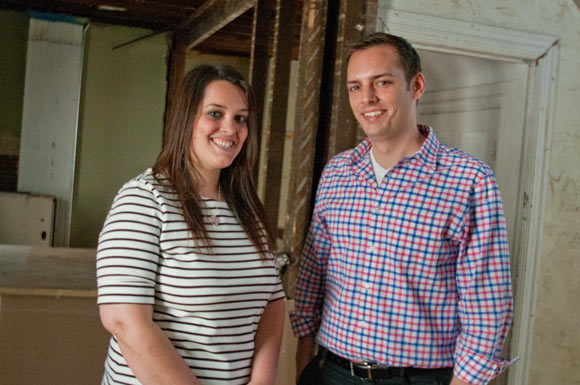 Andrea Bruno & Michael Fleming of St. Clair Superior Development Corp