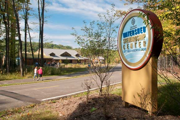 Watershed Stewardship Center at the Cleveland Metroparks' West Creek Reservation