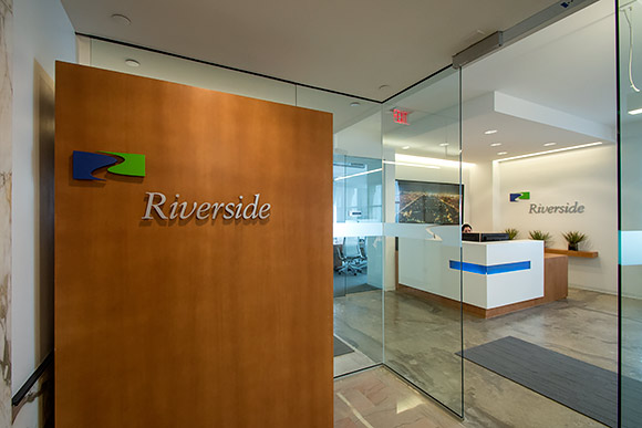 Riverside offices
