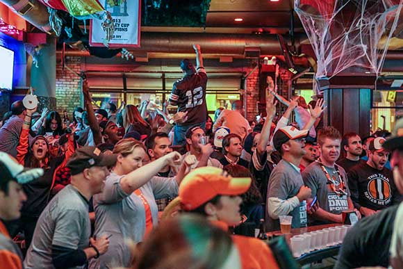 Browns Backers in Chicago