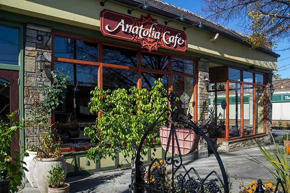 Anatolia Cafe on Lee Rd
