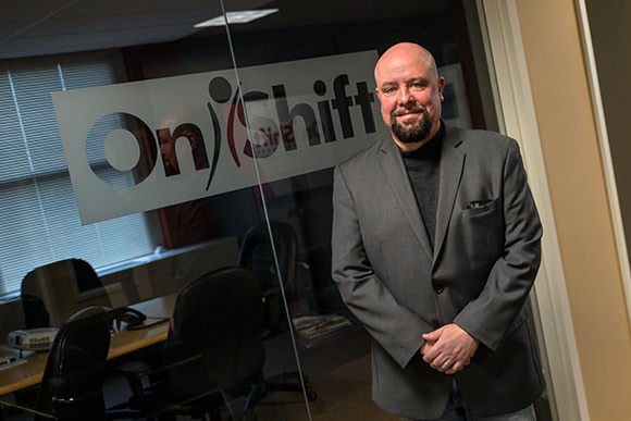 OnShift CEO Mark Woodka