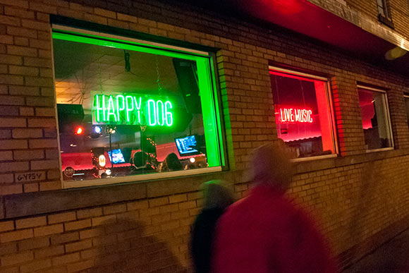 The Happy Dog east side location