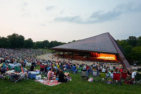 The Cleveland Foundation July community gift - free Cleveland Orchestra concert at Blossom