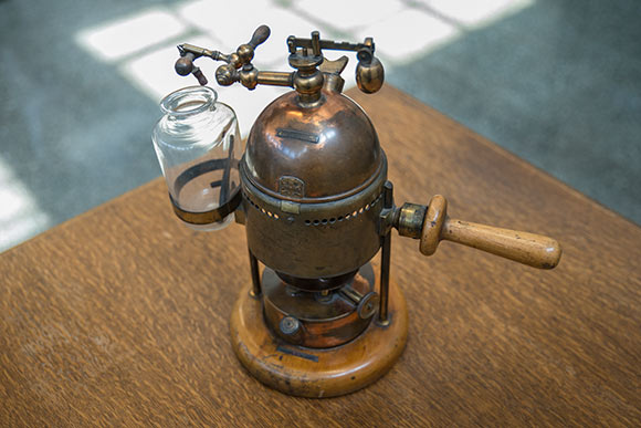 Dittrick Museum Carbolic Acid Sprayer