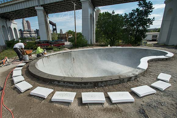 Crooked River Skate Park
