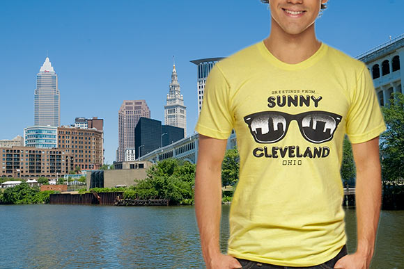 Cleveland Clothing Co T-shirt