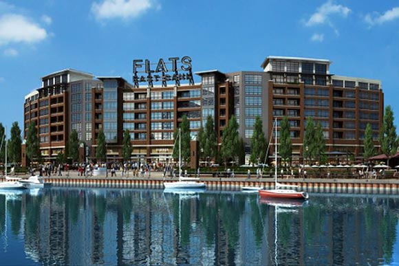 Flats East Bank Phase II