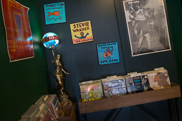 Hausfrau Record Shop