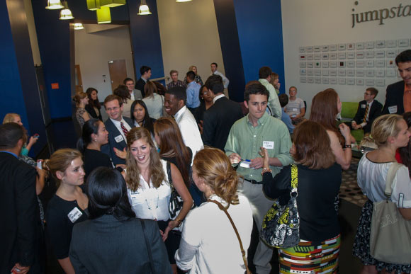 NOCHE�s Entrepreneurial Intern Program, SOTC, JumpStart and the Purdue Burton Morgan Intern program