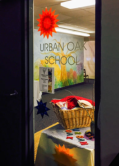 Urban Oak School at Coventry School