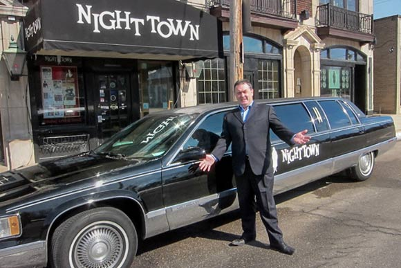 Brendan Ring and the Nighttown Limo