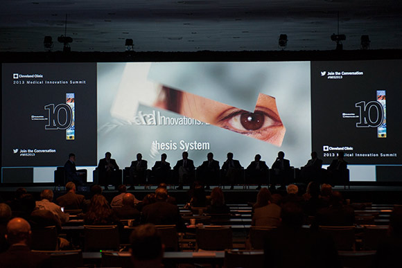 Cleveland Clinic's 2014 Medical Innovation Summit