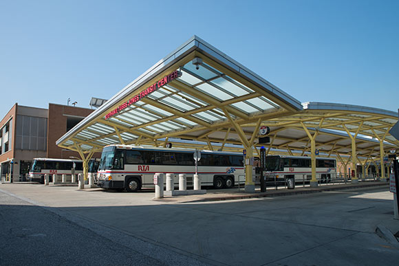 Stephanie Tubbs Jones Transit Center