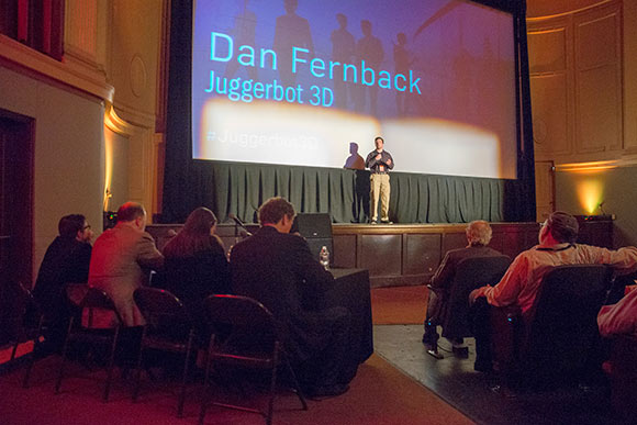 NEO Up-And-Comers Pitch Competition at the Capitol Theatre