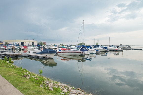 Whiskey Island Marina