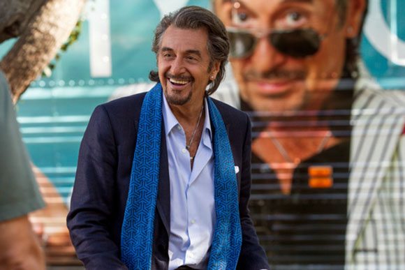 "Closing night film, March 29, will be Dan Fogelman's ""Danny Collins"" starring Al Pacino"
