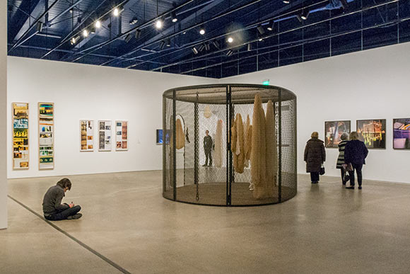 The Cleveland Museum of Contemporary Art's inaugural exhibition in October 2012