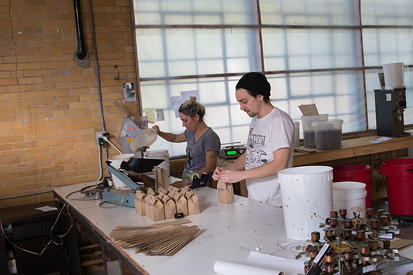 Rising Star Coffee Roasters at the Hildebrandt