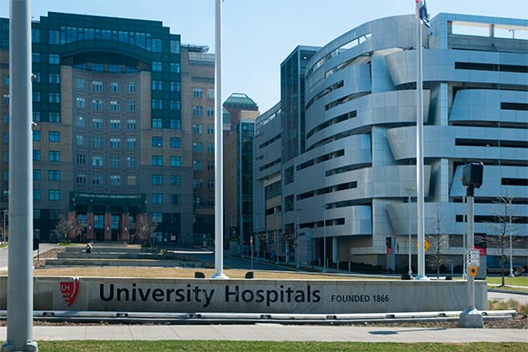 University Hospitals and others have been working collaboratively toward a common vision around harnessing the potential of the local economy