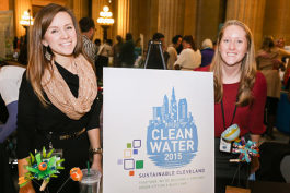 The Year of Clean Water Kickoff held on January 23rd, 2015