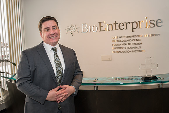 Aram Nerpouni of BioEnterprise