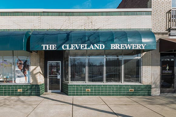 The Cleveland Brewery on 185th Street