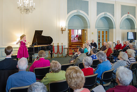 Judson Manor Classical Concert Series