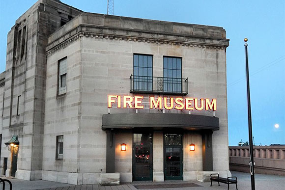 The Western Reserve Fire Museum