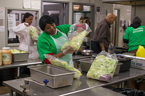 Culinary Training Program at Lutheran Metropolitan Ministries