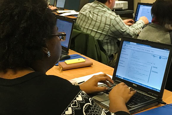 We Can Code IT holds coding boot camps aimed at getting women and minorities careers in high-paying IT fields