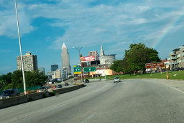 Cleveland highway Rt 2