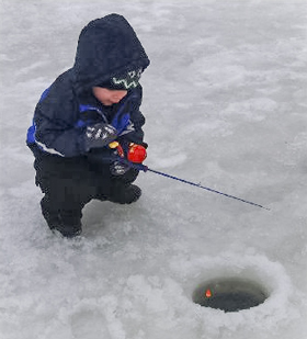 Metroparks 39 emerald necklace glitters with activity the for Cleveland metroparks fishing report