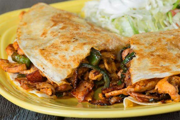 Si Se�or - Quesadilla Chipotle