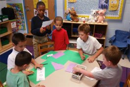 Pre-Kindergarten at Riverside School