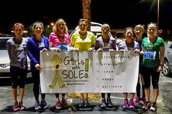 Orange Grove Charter School - Girls With Sole Charleston Chapter