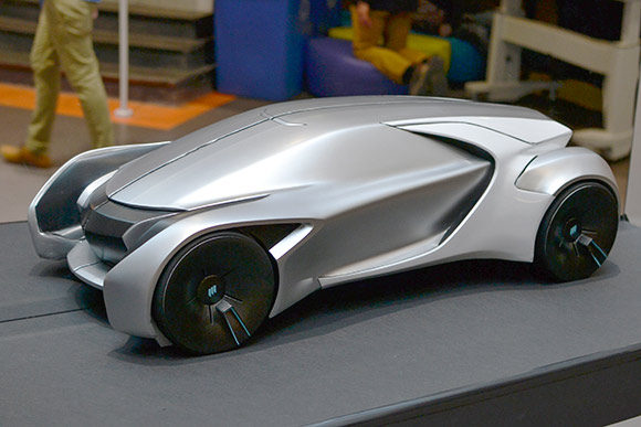 Buick design by CIA student Nathan Zabarsky