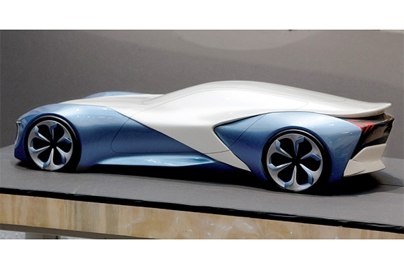 Buick design by CIA student  David Acosta
