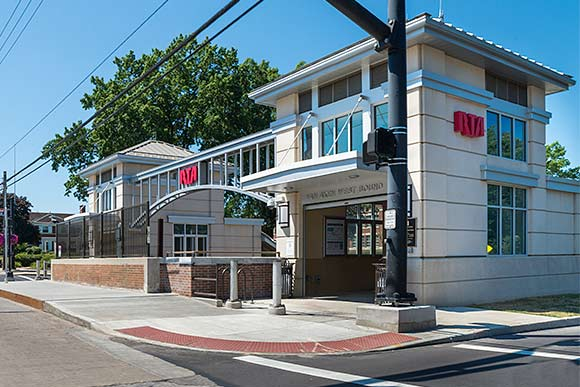 The Moreland district is playing a prominent part in Shaker Heights� transformation of the Van Aken District like the new RTA Station