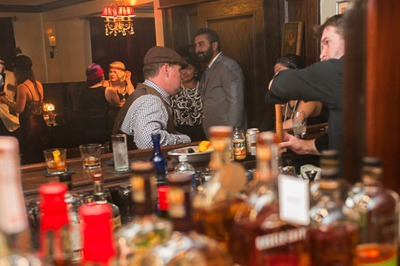 The Speakeasy at Quintana�s